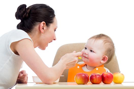 4 consejos para evitar sobrealimentar a tu bebé