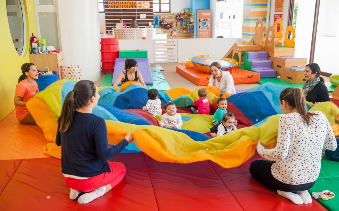 La estimulación temprana en sus hijos es la clave para su desarrollo posterior