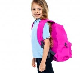 Evite lesiones por mochilas pesadas durante período escolar