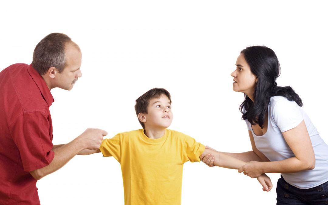 ¿Cómo organizar las visitas del papá tras el divorcio?