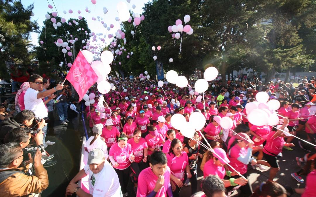 Carrera caminata Avon apoyará lucha contra el cáncer de mama en Guatemala