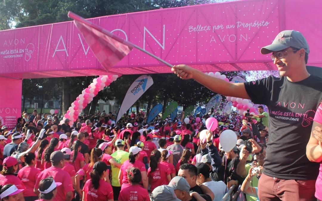 Avon celebra 16 años de apoyar la lucha contra el cáncer de mama