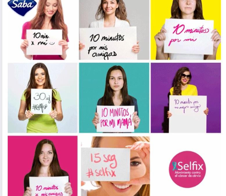 Campaña Selfix de Saba donará exámenes de papanicolau en Costa Rica