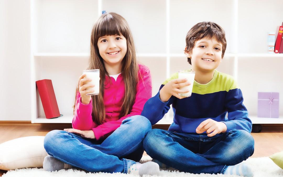 ¿Cómo cuidar la salud ósea de sus hijos?