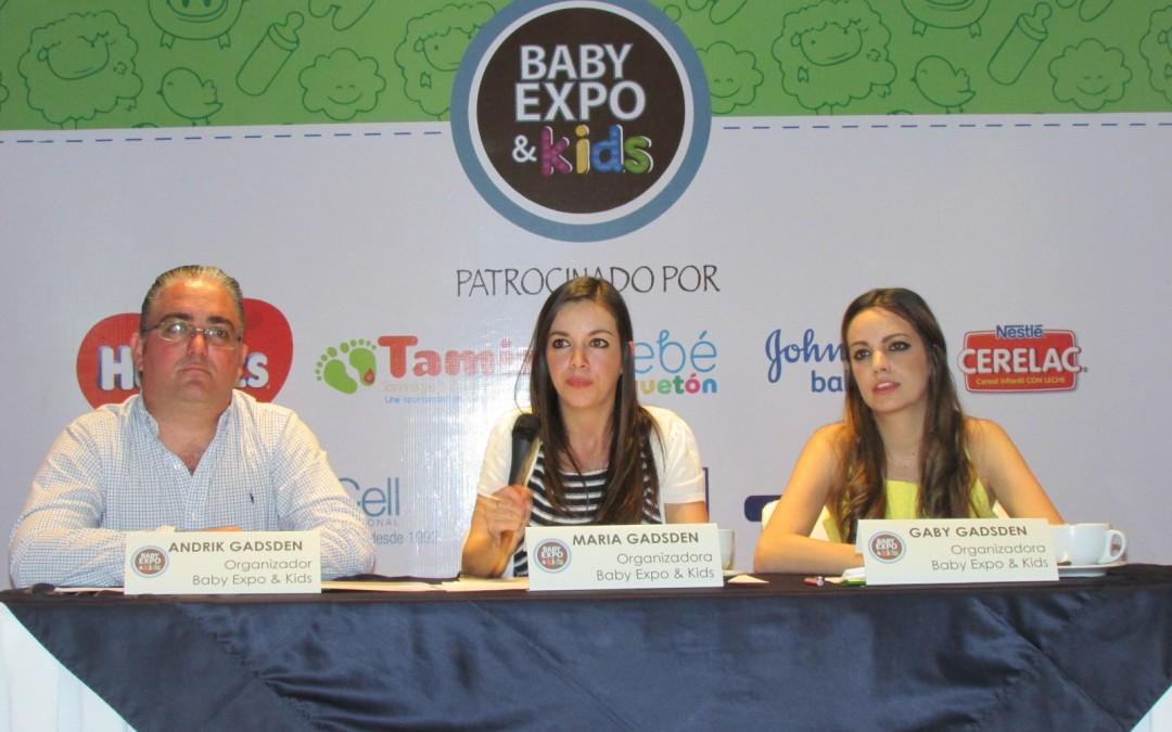 Ya viene Baby Expo & Kids en Guatemala
