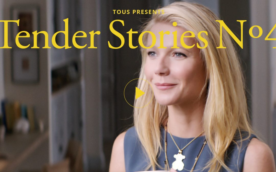 Gwyneth Paltrow protagoniza el short film   Tender Stories Nº4