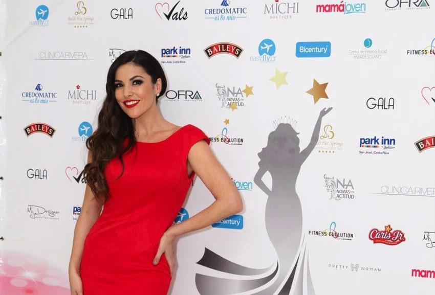 Costa Rica presenta sus candidatas que se disputarán la corona del Mrs Universe 2016