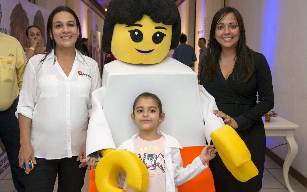 """Lego lanza herramienta """"WeDo 2.0"""" en Costa Rica para promover la ciencia en niños de primaria"""