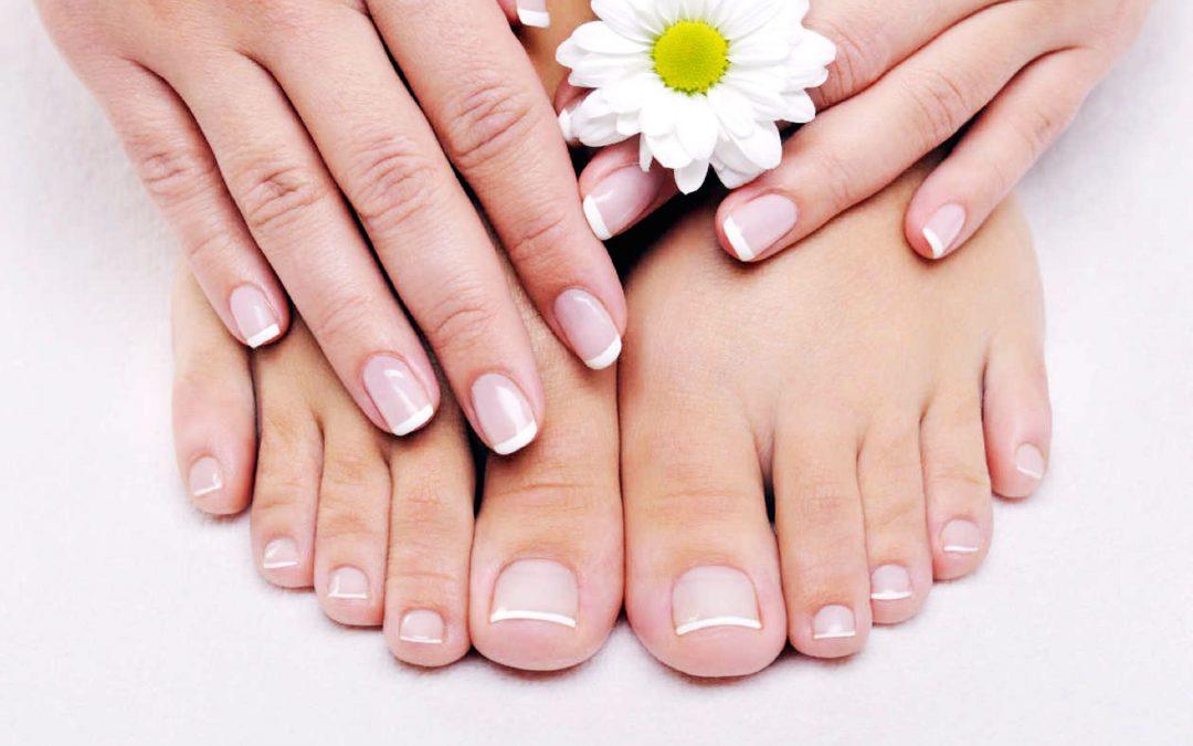 Cinco pasos para tener uñas bellas