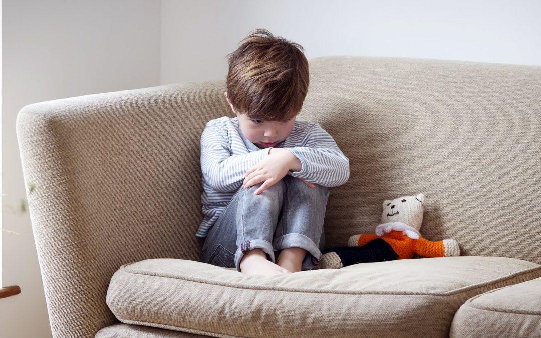 Los niños también se deprimen ¿Cómo detectar los síntomas?
