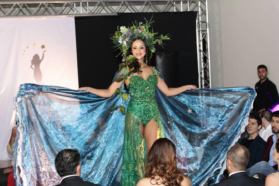 Mrs Universe selecciona a Johanna García para representar a Costa Rica en concurso final en China