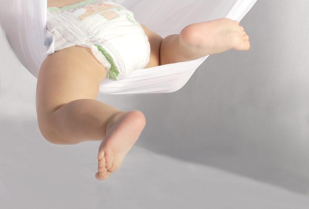 Cinco recomendaciones para evitar la pañalitis en los niños
