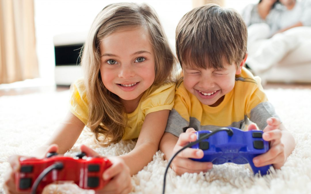 ¿Cuáles son los beneficios de los videojuegos para los niños?