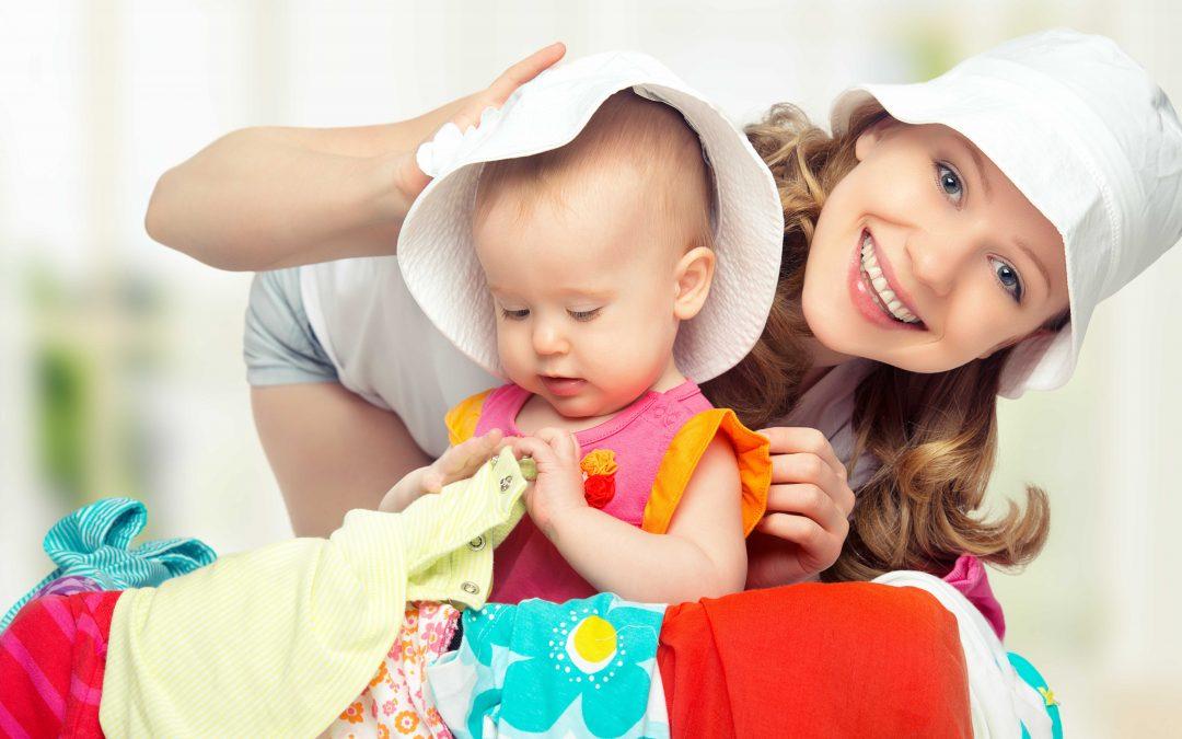 Los 10 indispensables que toda mamá debe llevar en un viaje