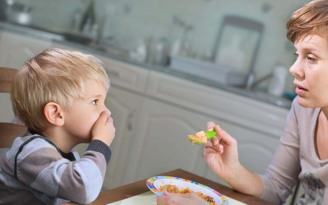 ¿Su hijo es picky eater?