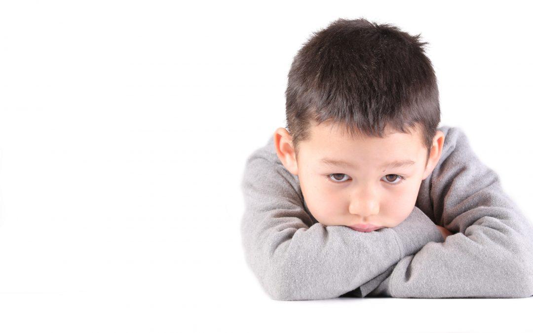 Depresión infantil: ¿Cómo identificarla?