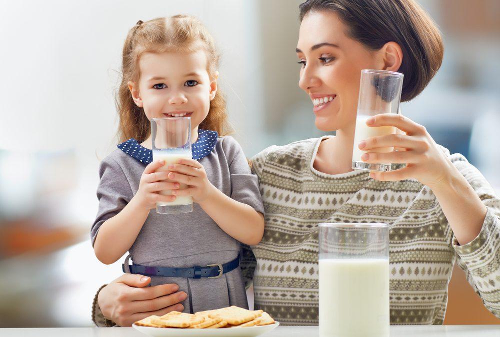No tomo leche porque me engorda, ¿verdad o mito?
