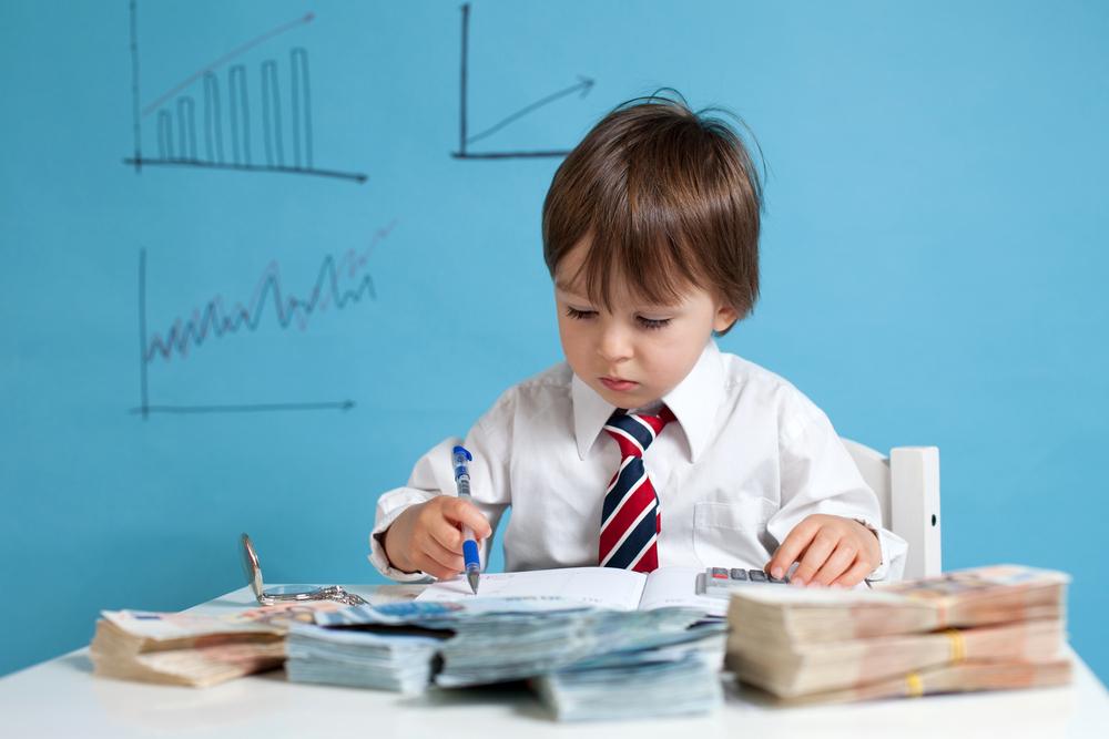 Motive el ahorro en sus hijos a tempranas edades ¿Cómo hacerlo?