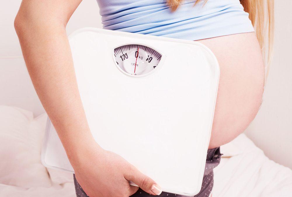 ¿Cuántos kilos debe aumentar durante el embarazo?