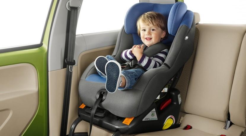 Características y recomendaciones de la silla de auto para niños según la edad