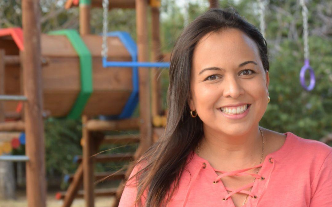 Ana Lorena Borbón: Mi logro es poder ver crecer a mis hijas