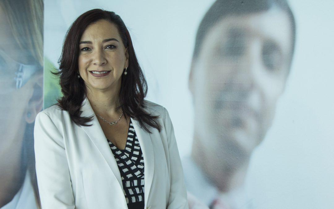 Erika Bernal: Su familia es su principal motor