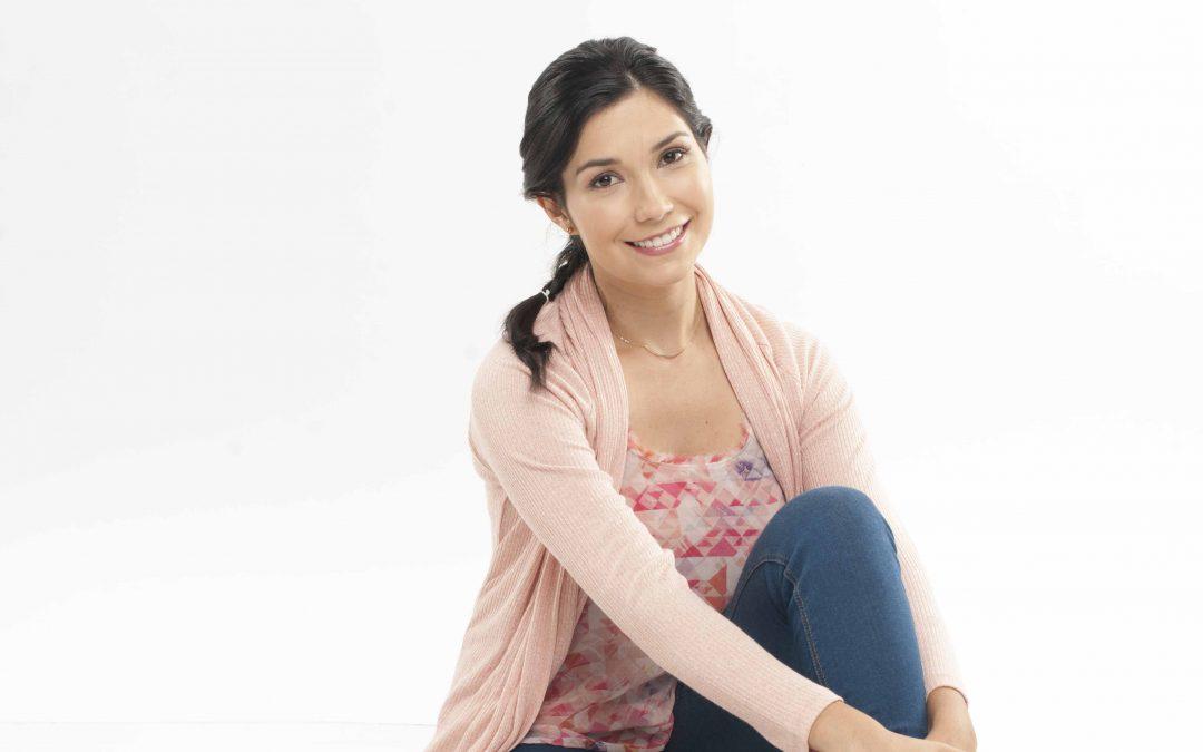 Ginnés Rodriguez: Me siento exitosa cuando veo a mis hijos felices
