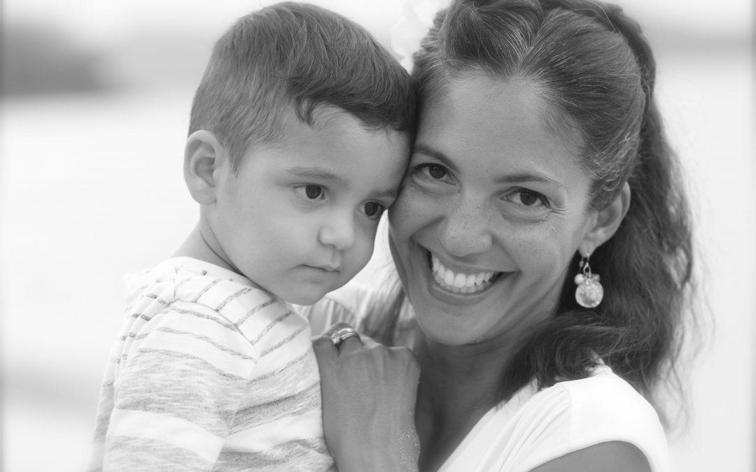 Kisha Alvarado: Ser mamá es un éxito