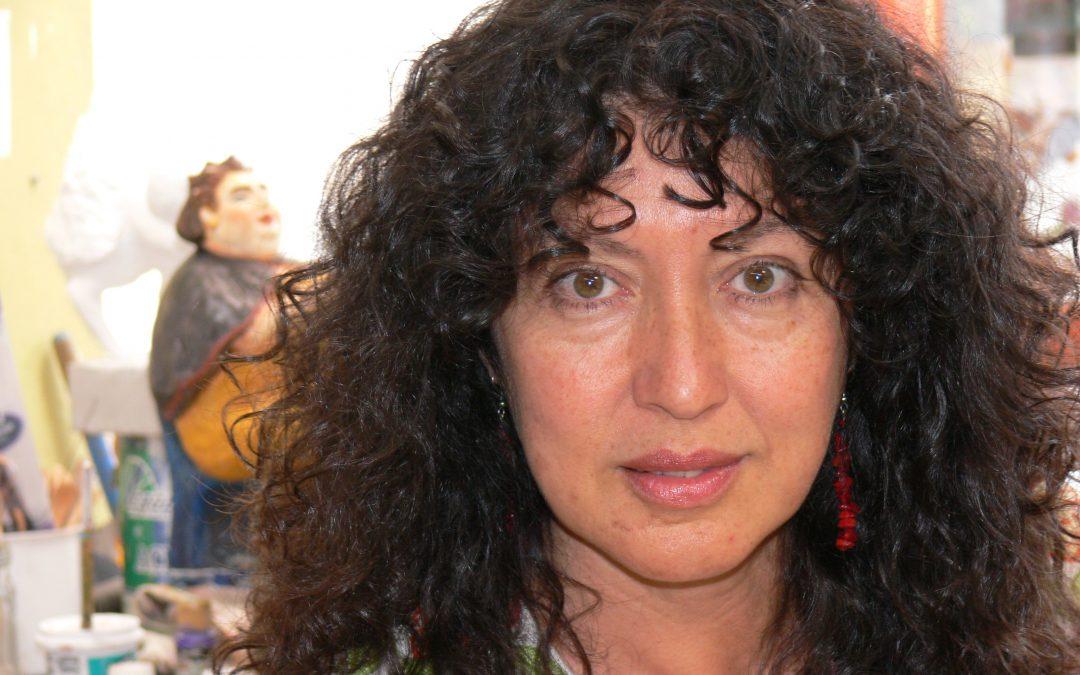 Leda Astorga: Una mamá que lleva el arte en las venas
