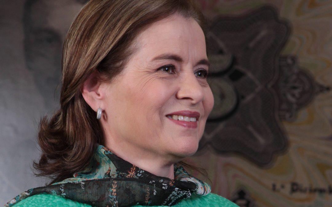 Maria Aminta Quirce: Me llena de satisfación tener una familia unida y feliz
