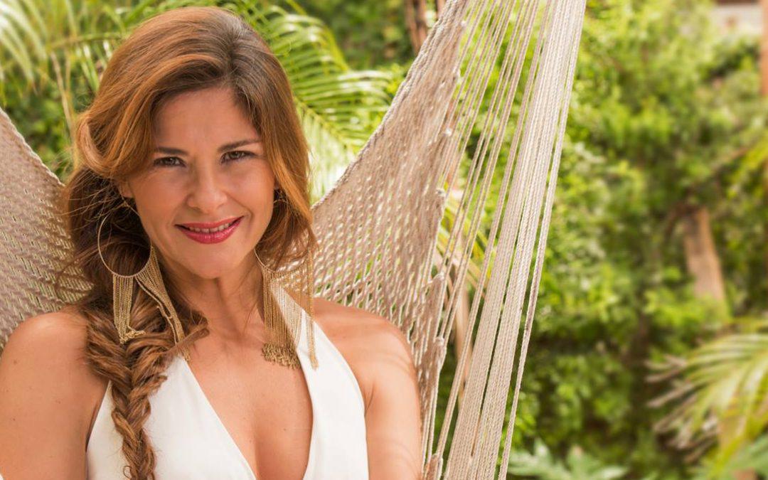 Marta Fonseca: Me motiva vivir una vida de confianza en Dios, al lado de mi familia