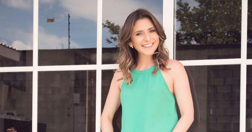 Natalia Monge: Una Mamá Joven