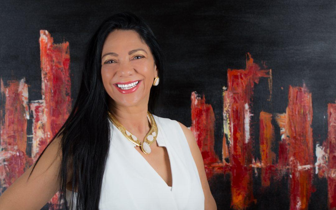 Sandra Canan: Una mujer de muchas facetas