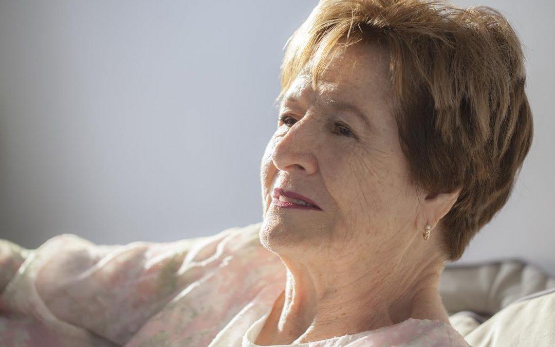 Marilyn Echeverría Zûrcher de Sauter: Su mayor logro, ver a sus cuatro hijos como profesionales exitosos