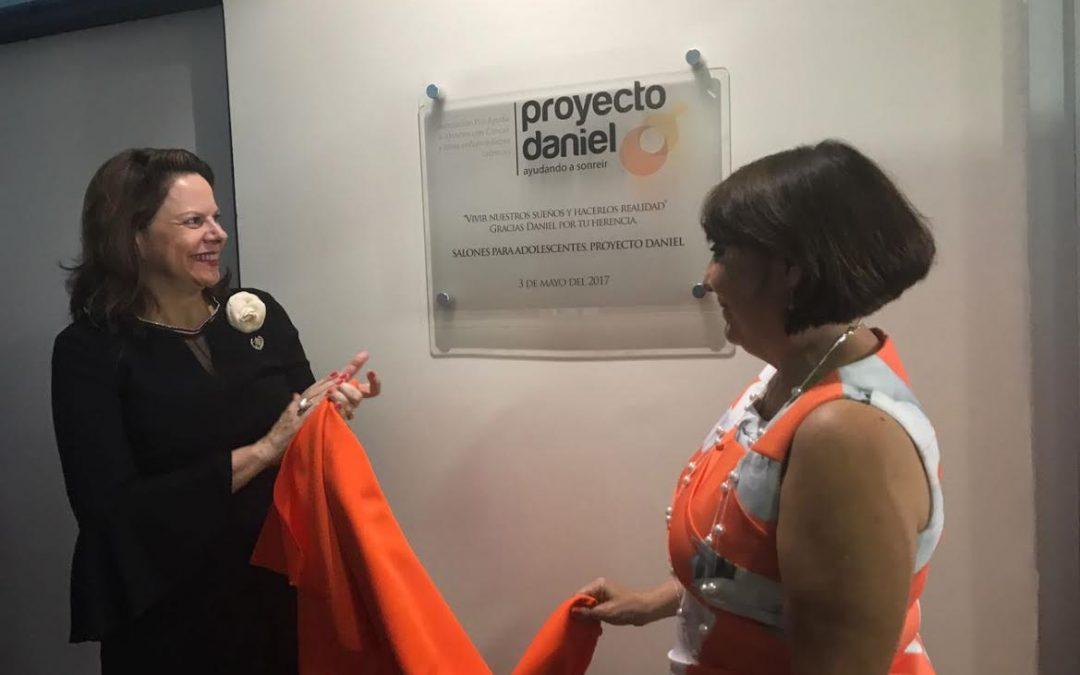 Proyecto Daniel inaugura salas para atención de jóvenes con cáncer en Costa Rica