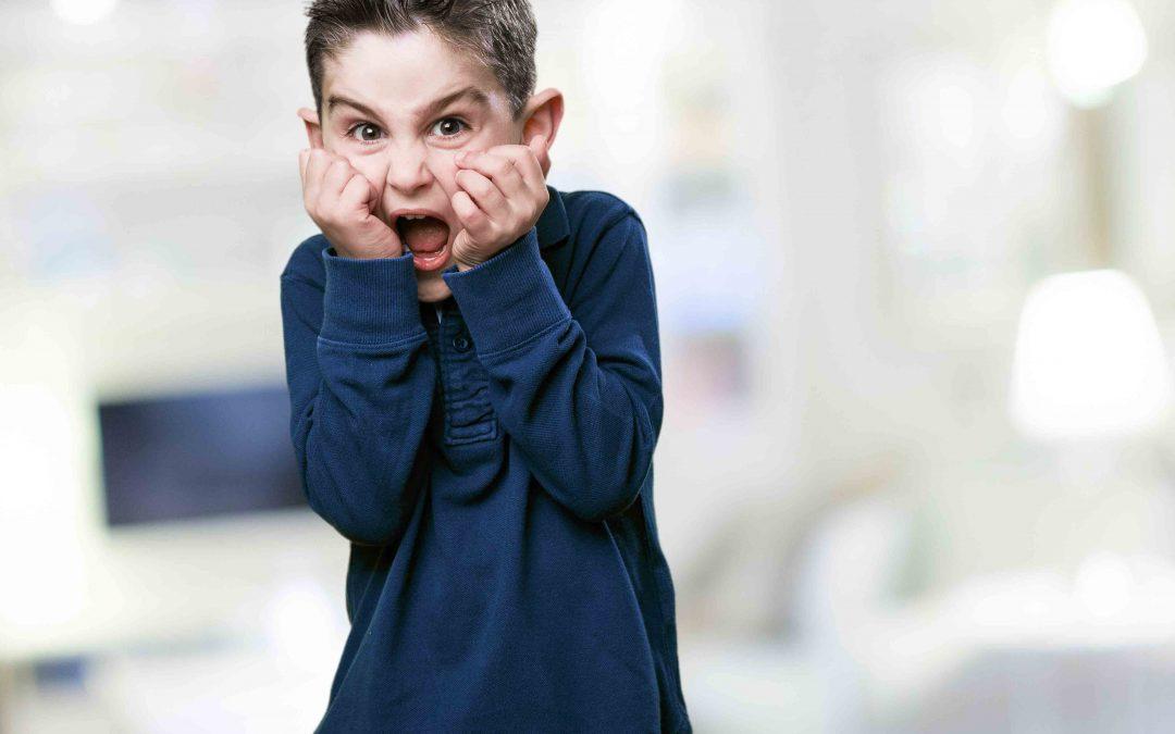 ¿Cómo ayudar a nuestros hijos a vencer los temores?