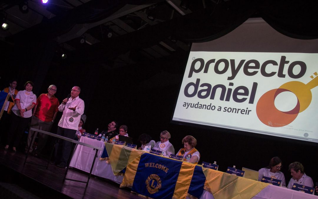 Club de Leones de Costa Rica y Proyecto Daniel firman acuerdo para beneficiar a adolescentes con cáncer