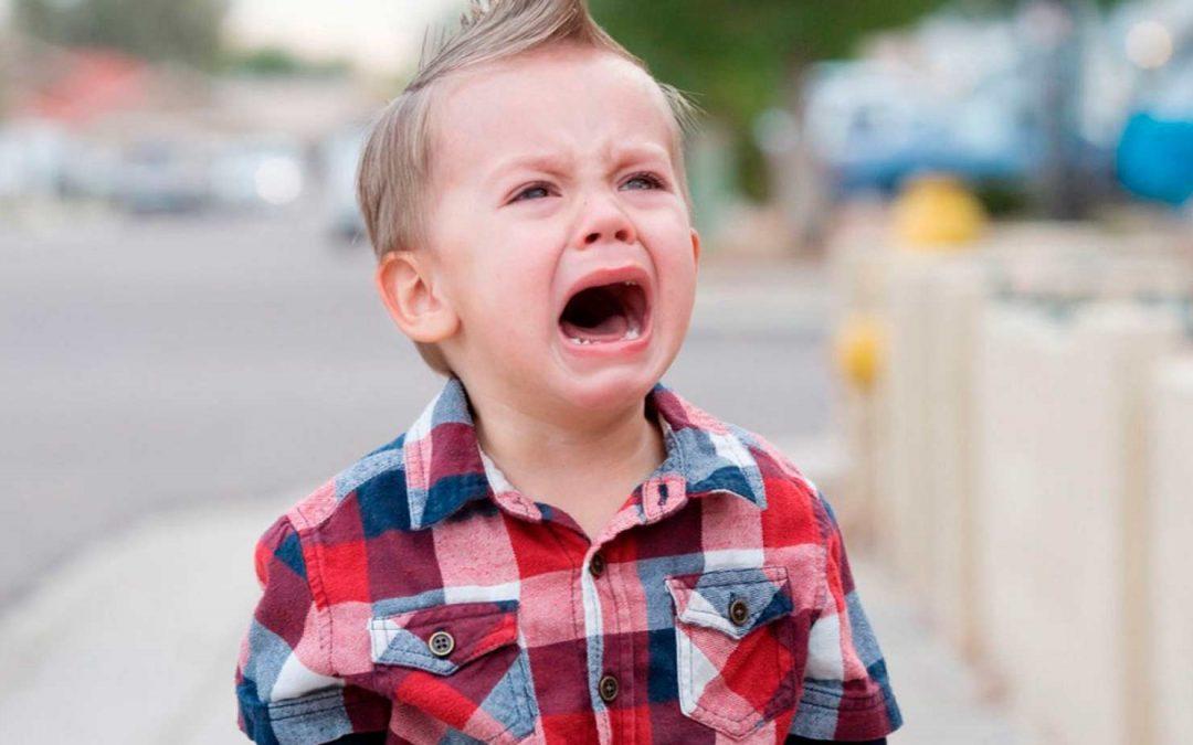 ¿Tienes un hijo autista?,  Cómo lidiar con los cambios violentos