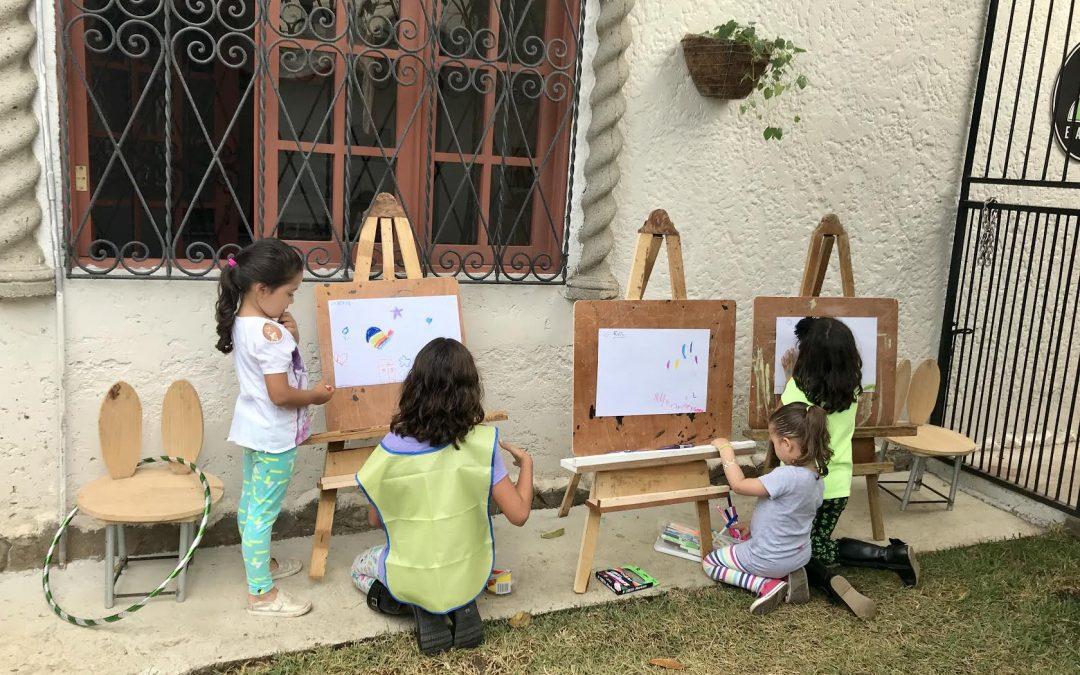 Nuevo Centro cultural infantil impulsará creatividad de grandes y pequeños