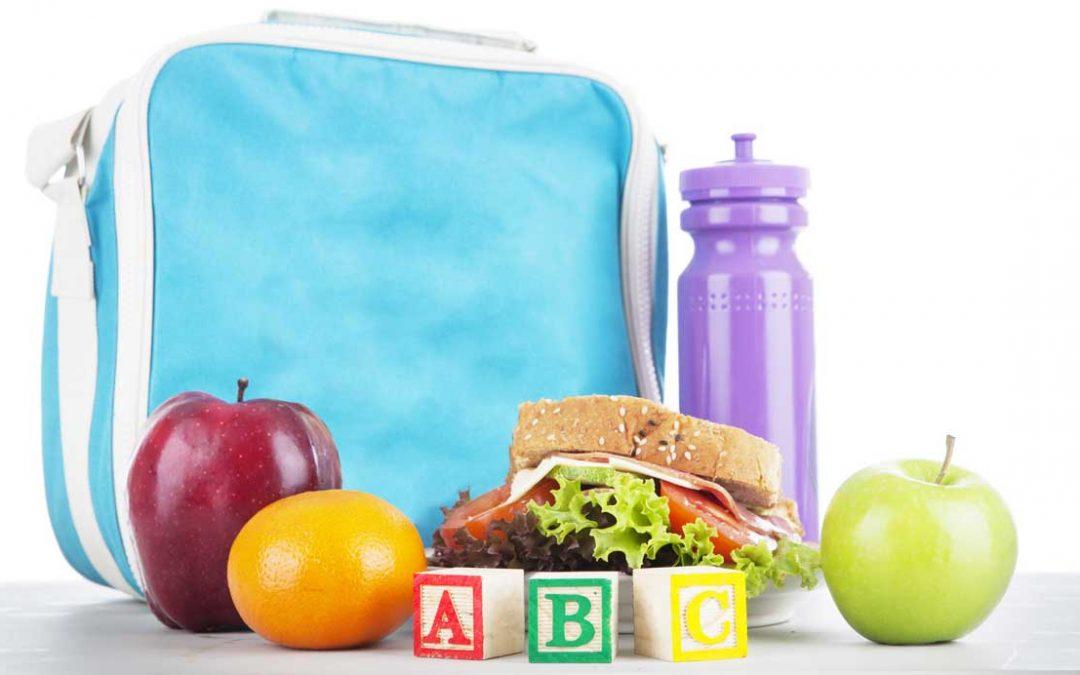 Meriendas saludables para una adecuada salud bucodental en los niños