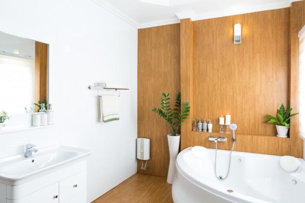 Cómo mantener el área de baño limpio y sin bacterias con opciones naturales