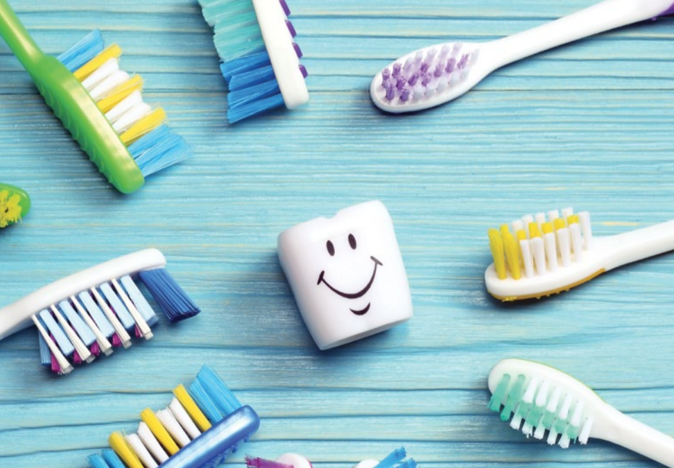 ¿Está segura de que usted y su familia realizan una buena higiene bucal?
