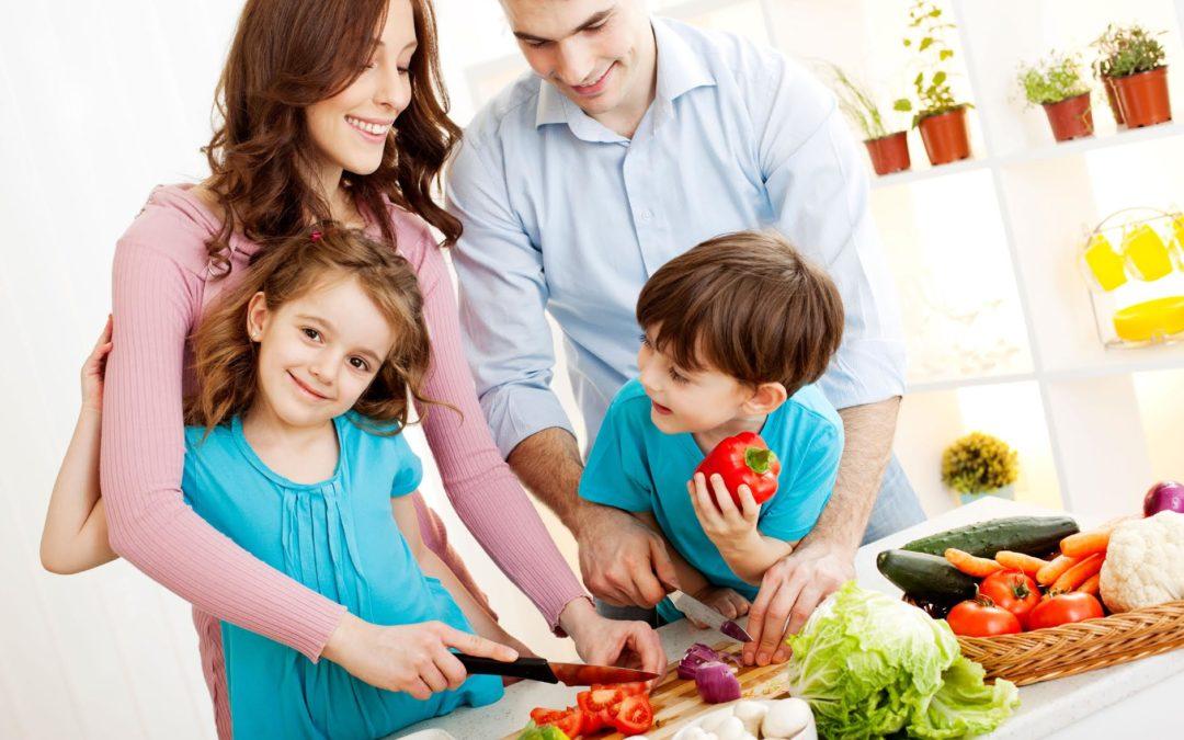 ¿Cómo logro que mis hijos coman más verduras?