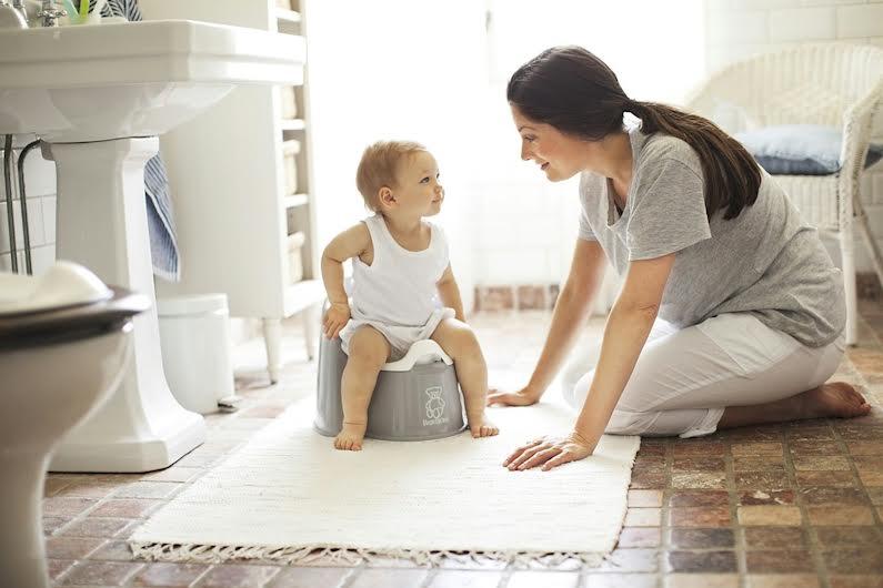 Enséñele a su niño en 7 pasos a ir al baño solito
