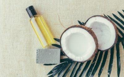 Los beneficios que brinda el aceite de coco en el cabello