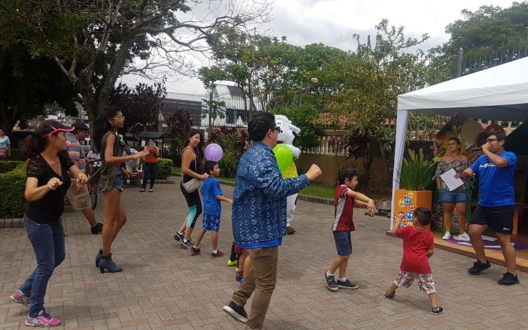 Ferias de nutrición gratuitas de Dos Pinos le ayudan a mejorar su calidad de vida