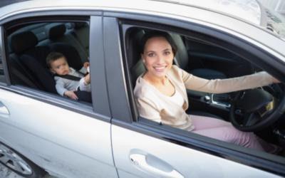 5 medidas de seguridad básicas para viajar con niños en el automóvil