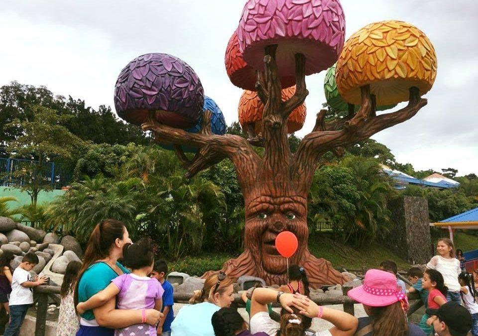 Parque Diversiones celebra el Día del Niño con descuentos especiales