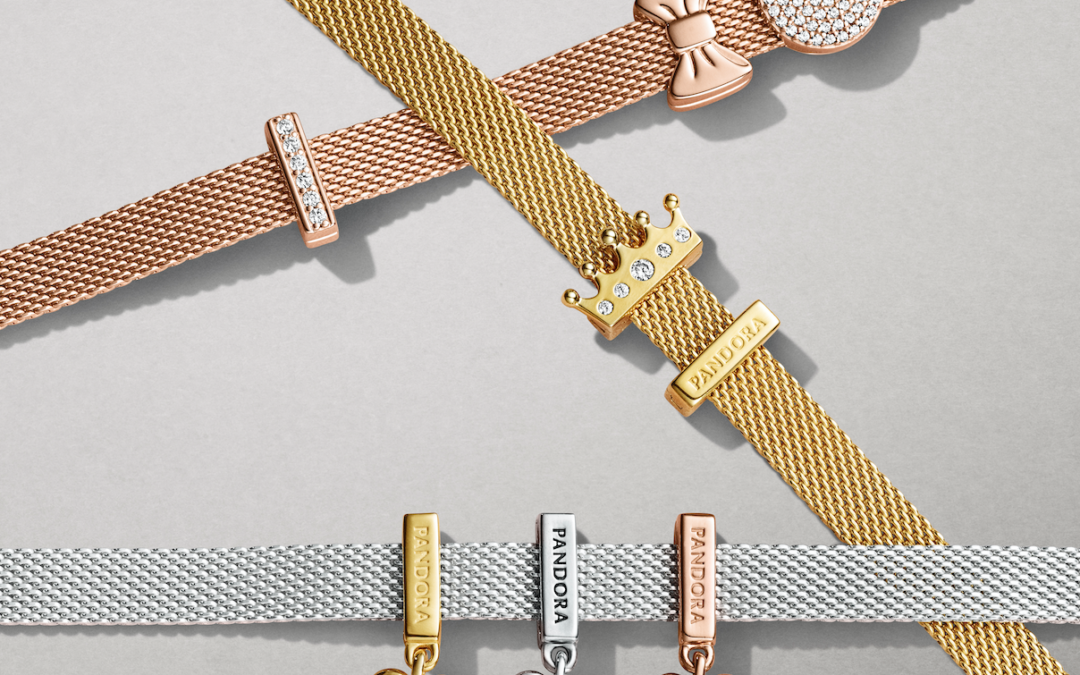 Pandora lanza colección con un nuevo concepto de pulseras