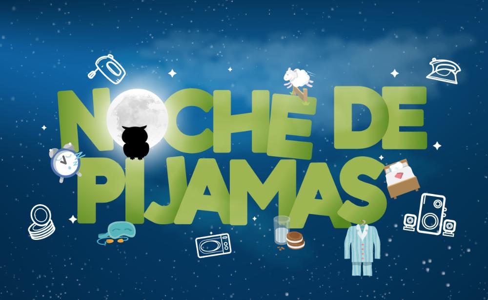 Noche de pijama y descuentos